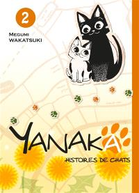 Yanaka : histoires de chats. Volume 2