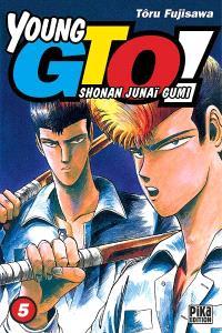 Young GTO ! : Shonan junaï gumi. Volume 5
