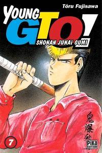 Young GTO ! : Shonan junaï gumi. Volume 7