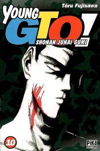 Young GTO ! : Shonan junaï gumi. Volume 10