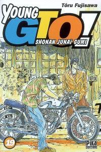 Young GTO ! : Shonan junaï gumi. Volume 19
