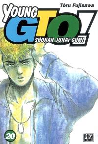 Young GTO ! : Shonan junaï gumi. Volume 20