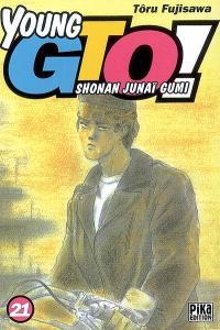 Young GTO ! : Shonan junaï gumi. Volume 21