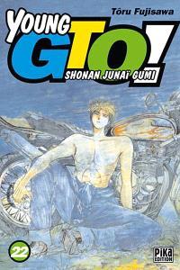 Young GTO ! : Shonan junaï gumi. Volume 22