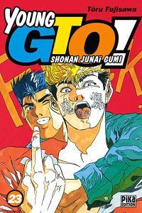 Young GTO ! : Shonan junaï gumi. Volume 23
