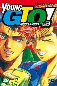 Young GTO ! : Shonan junaï gumi. Volume 28