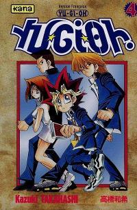 Yu-Gi-Oh !. Volume 4