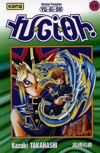 Yu-Gi-Oh !. Volume 10