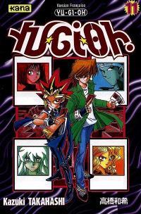 Yu-Gi-Oh !. Volume 11
