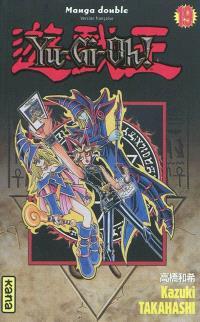Yu-Gi-Oh ! : manga double. Volume 19-20