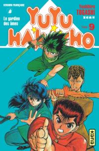 Yuyu Hakusho : le gardien des âmes. Volume 9