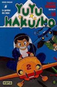 Yuyu Hakusho : le gardien des âmes. Volume 18