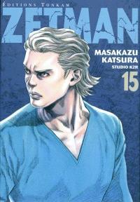 Zetman. Volume 15