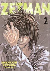 Zetman. Volume 2