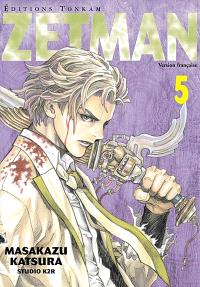 Zetman. Volume 5