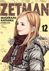 Zetman. Volume 12