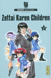 Zettai Karen children. Volume 2