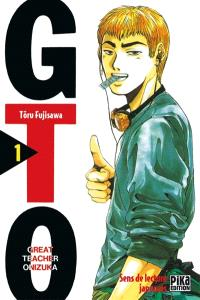 GTO (Great teacher Onizuka). Volume 1