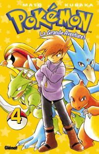 Pokémon : la grande aventure !. Volume 4