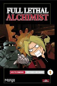 Full lethal alchimist. Volume 1