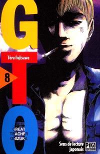 GTO (Great teacher Onizuka). Volume 8