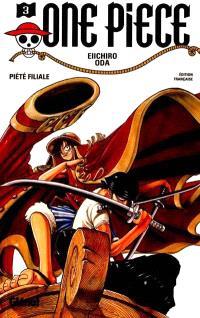 One Piece. Volume 3, Piété filiale