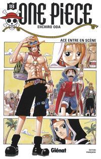 One Piece. Volume 18, Ace entre en scène