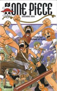 One Piece. Volume 5, Pour qui sonne le glas