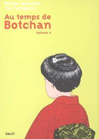 Au temps de Botchan. Volume 4, Une pluie d'étoiles filantes
