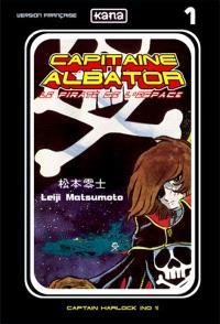 Capitaine Albator : le pirate de l'espace. Volume 1