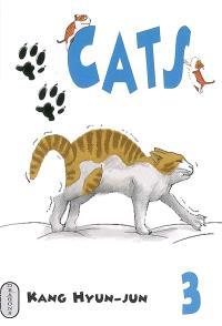 Cats. Volume 3