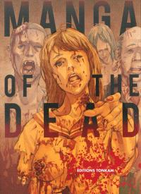 Manga of the dead : zombie Tonkam anthology
