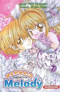 Mermaid melody. Volume 7