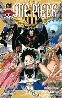 One Piece. Volume 54, Inarrêtable