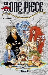One Piece. Volume 31, Je suis là