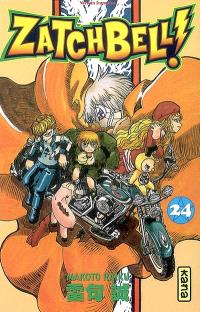 Zatchbell !. Volume 24