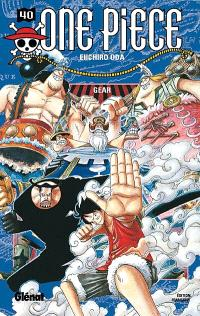 One Piece. Volume 40, Gear