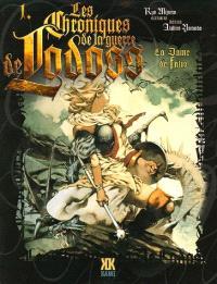 Chroniques de la guerre de Lodoss. Volume 1, La dame de Falis