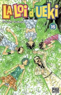 La loi d'Ueki. Volume 16
