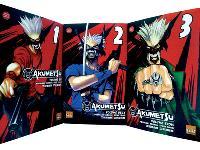 Akumetsu, pack découverte T. 1, 2 et 3