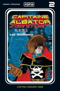 Capitaine Albator : le pirate de l'espace. Volume 2