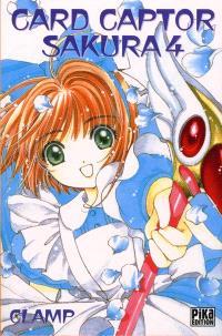 Card Captor Sakura. Volume 4