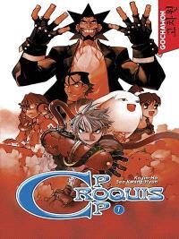 Croquis pop. Volume 1