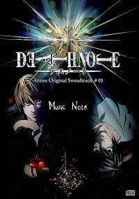 Death note : anime original soundtrack : music note. Volume 1