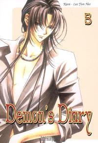 Demon's diary. Volume 5