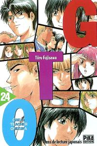 GTO (Great teacher Onizuka). Volume 24