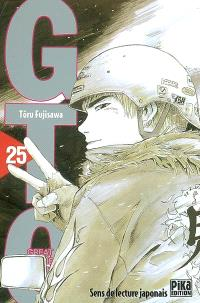 GTO (Great teacher Onizuka). Volume 25