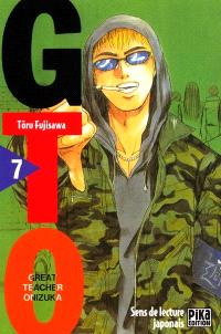 GTO (Great teacher Onizuka). Volume 7