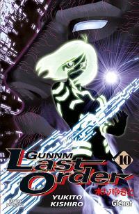 Gunnm, last order. Volume 10