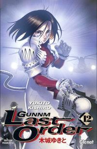 Gunnm, last order. Volume 12